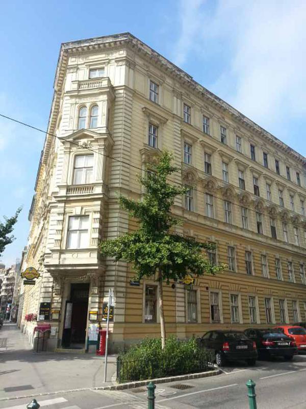 Unbefristete Altbauwohnung Seegasse 1090 Wien