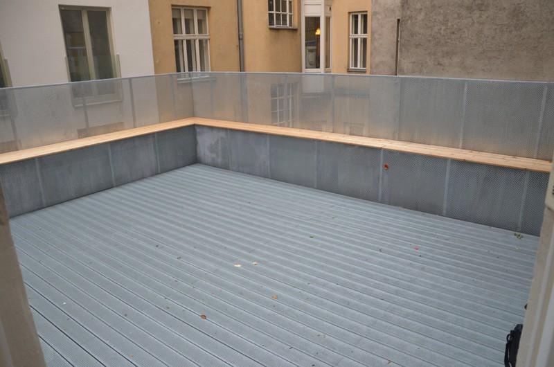 Altbauwohnung mit Terrasse 1060 Wien