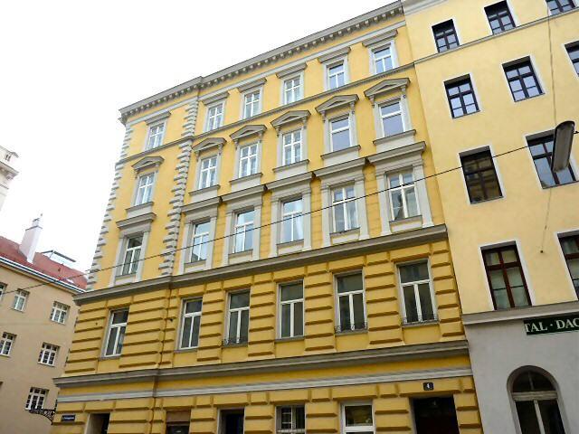 Unbefristete Garconniere in 1020 Wien