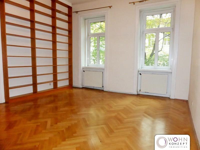 Unbefristete Altbauwohnung Petrusgasse Wien