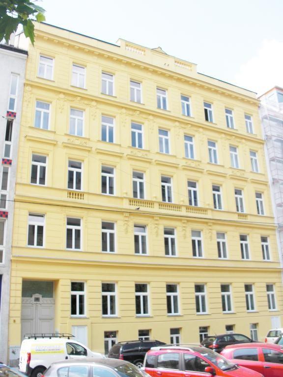 Altbauwohnung Dietrichgasse Wien