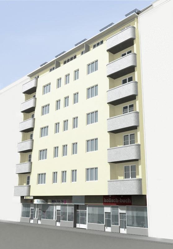 Mietwohnung im 1. Bezirk, Wien