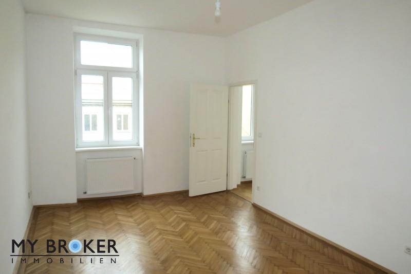 Altbauwohnung 5. Bezirk Wien
