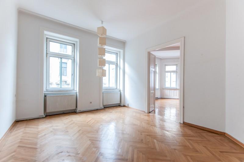 3-Zimmer-Wohnung Kohlgasse 1050 Wien