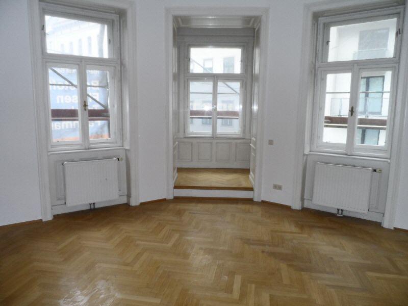 Repräsentative Altbauwohnung 1060 Wien