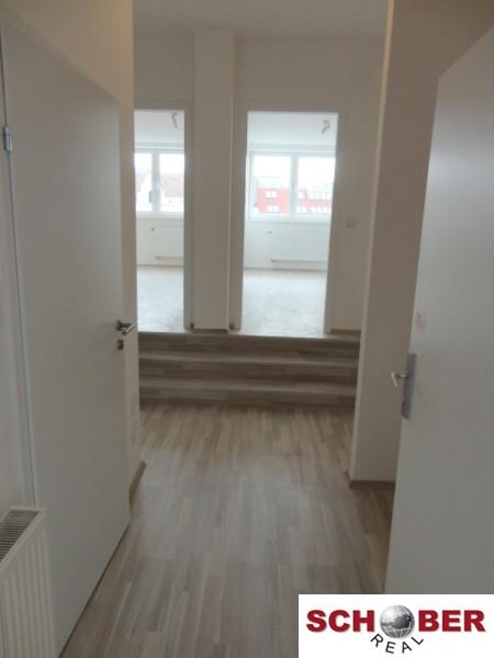 Split-Level-Wohnung mit Flair