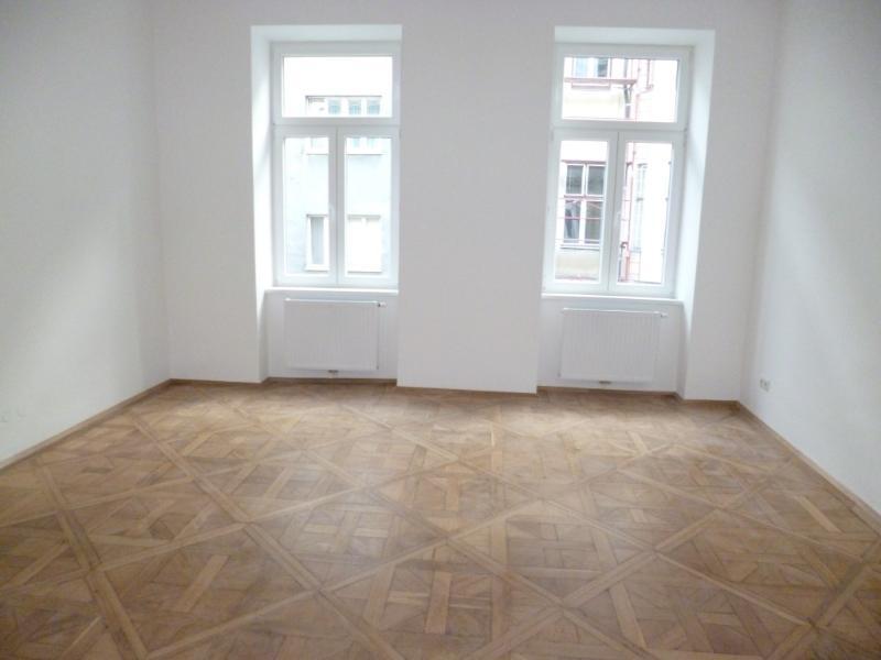 Erstbezug Altbauwohnung 1020 Wien