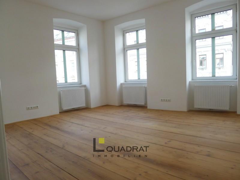 Sanierte Altbauwohnung 1090 Wien unbefristet