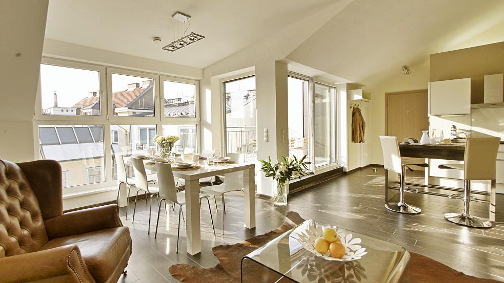LivingPoint Luxus-Apartments in Wien