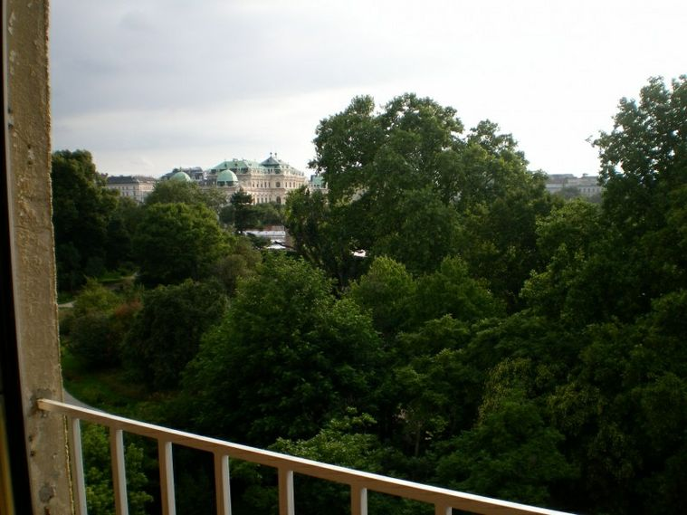 Wohnung mit Parkblick in Wien
