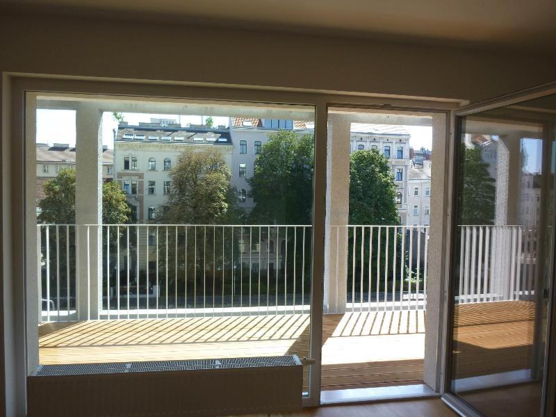 Moderne Wohnung mit Terrasse am Wienfluss