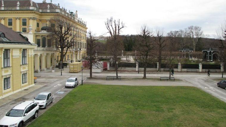 Wohnung im Schloss Schönbrunn