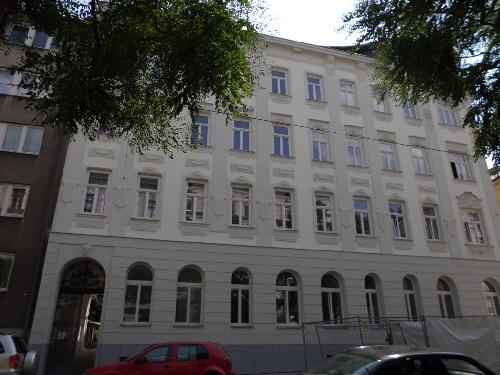 Günstige 2-Zimmer-Wohnung mit Balkon
