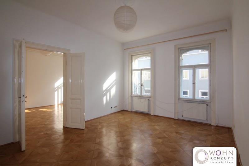 Preiswerte 3-Zimmer-Altbauwohnung