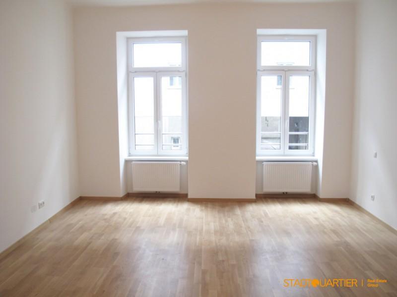 3-Zimmer-Altbauwohnung 1030 Wien