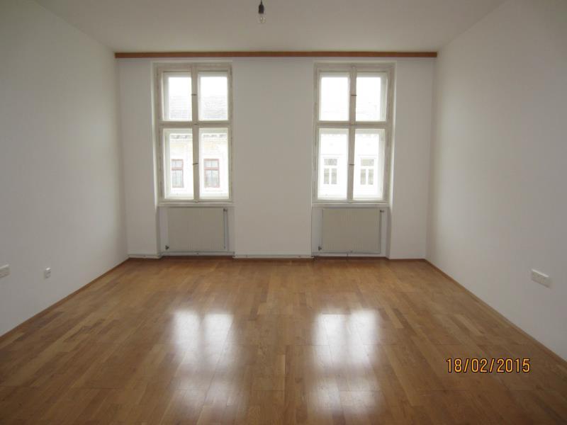 Wohnung mit drei getrennt begehbaren Zimmern