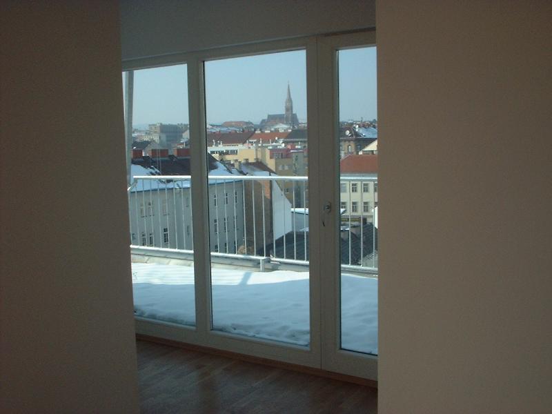 Kleinwohnung mit Terrasse