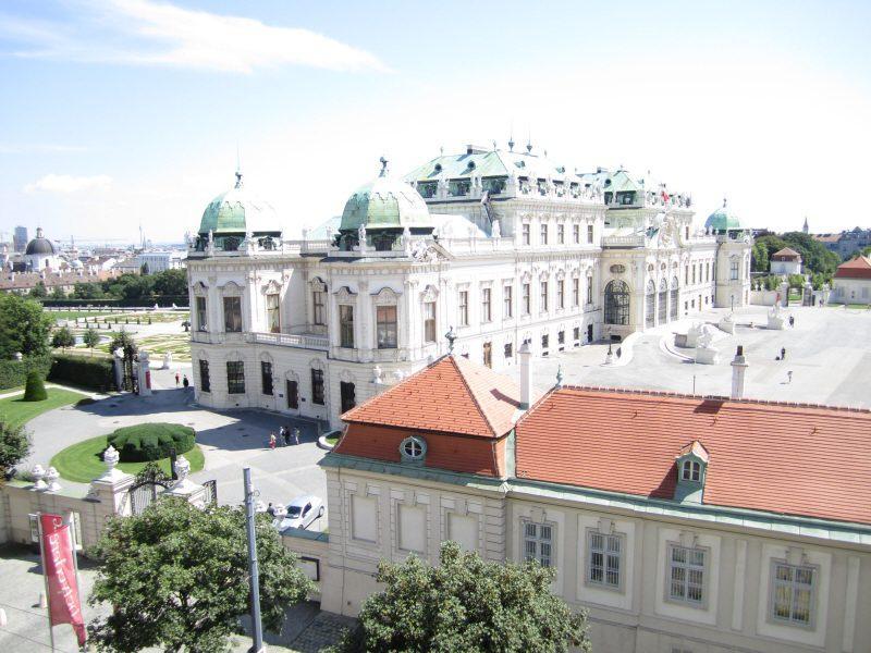 Neubauwohnung beim Belvedere
