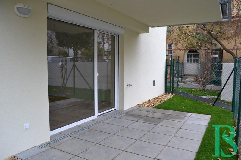 2-Zimmer-Wohnung mit kleinem Garten in Wien, mietguru.at