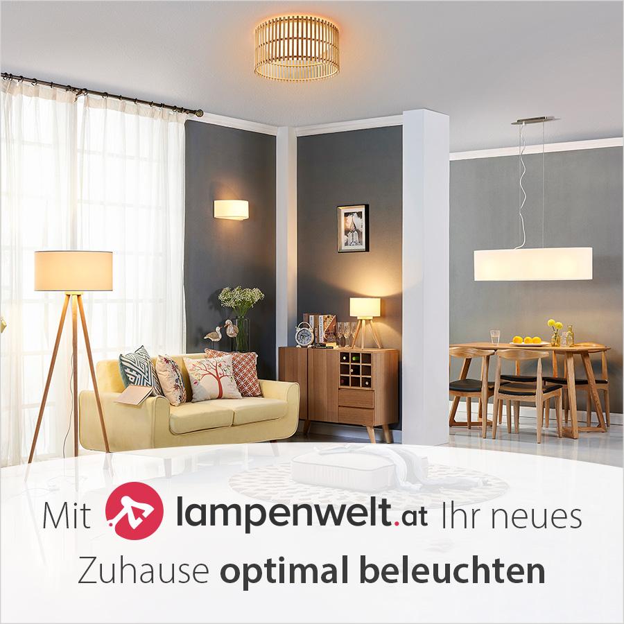 Die Optimale Beleuchtung Für Ihr Neues Zuhause