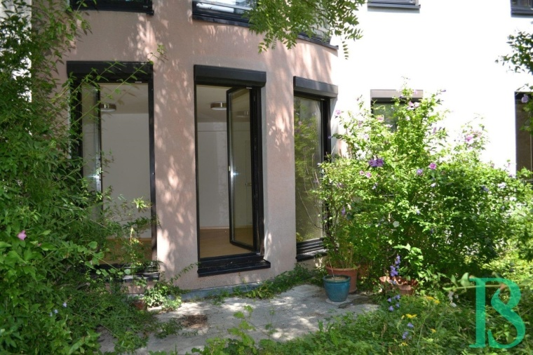 2 zimmer wohnung mit terrasse und garten 1190 wien mietwohnung wien. Black Bedroom Furniture Sets. Home Design Ideas