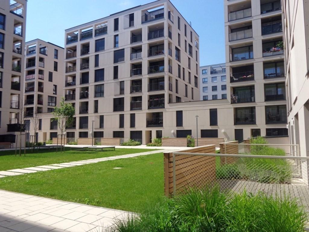 Moderne 2-Zimmer-Wohnung mit Loggia 1020 Wien, Mietwohnung Wien