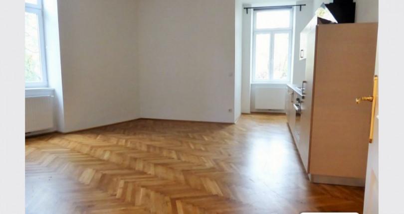 Charmante 2-Zimmer-Altbauwohnung 1140 Wien