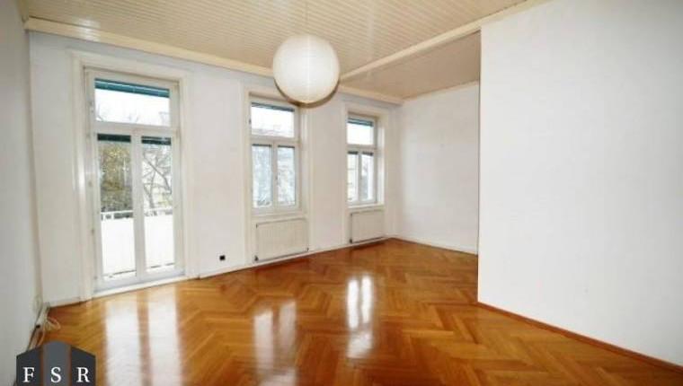 Unbefristete Altbauwohnung Mit Balkon Und Kamin Wohnung Mieten