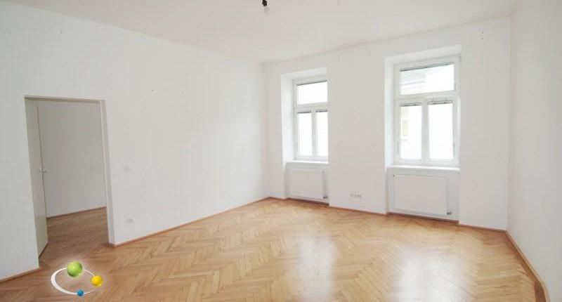 Preiswerte 2-Zimmer-Altbauwohnung 1090 Wien
