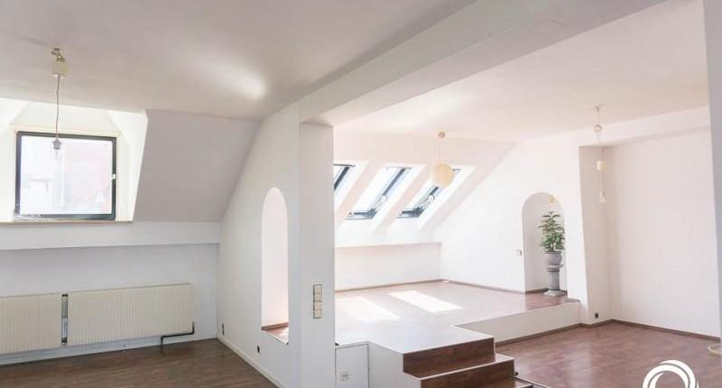 Aussergewohnliche Dachgeschosswohnung In 1120 Wien Meidling Wohnung