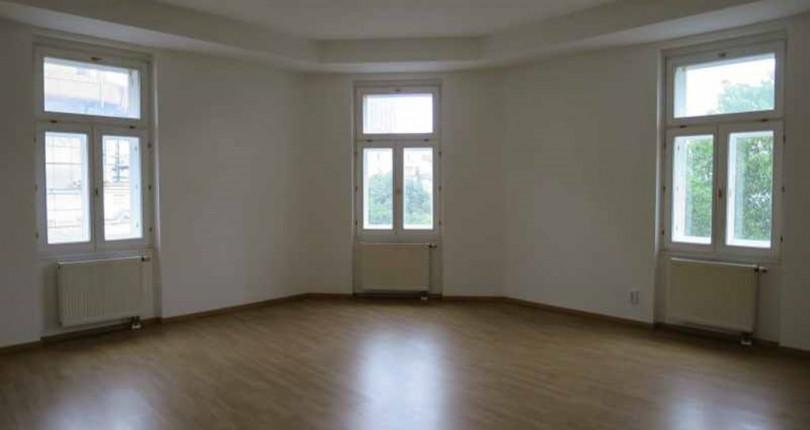 Klassische 3-Zimmer-Altbauwohnung mit Parkblick