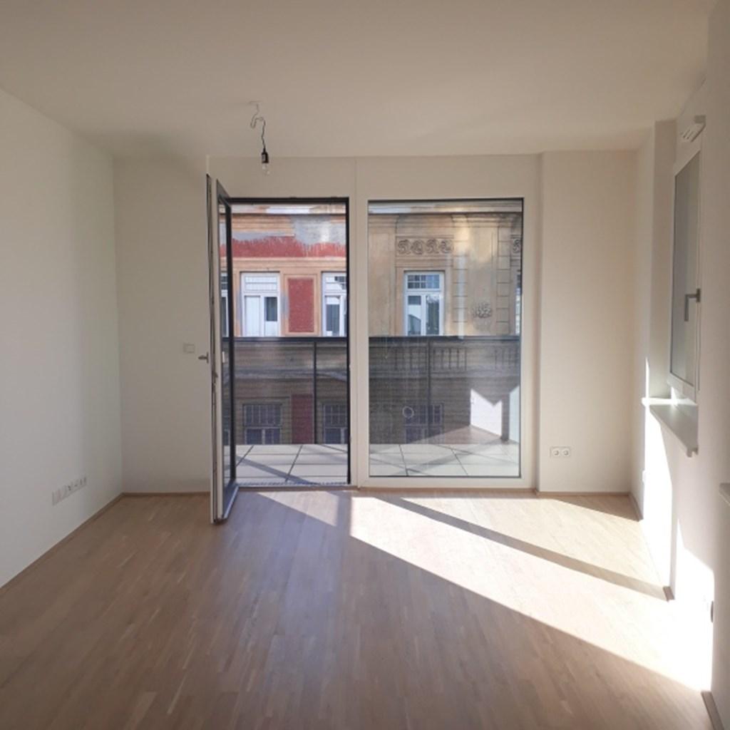 2-Zimmer-Wohnung mit moderner Küche und Balkon - Wohnung mieten ...