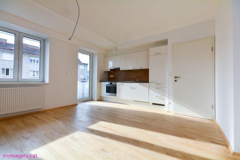 Sonnige 2-Zimmer-Wohnung mit Balkon - MIETGURU.AT