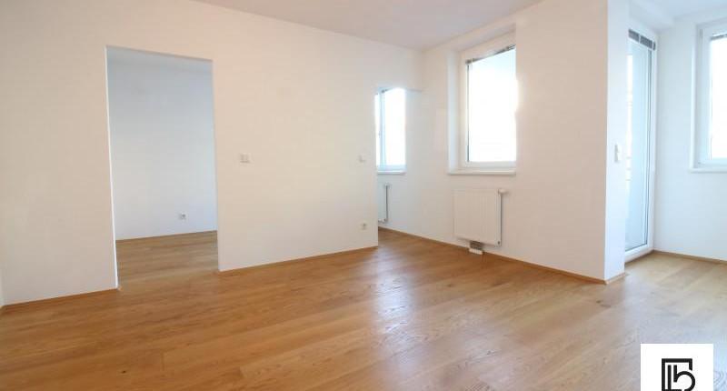Hochwertige 2-Zimmer-Wohnung mit Balkon in 1160 Wien ...
