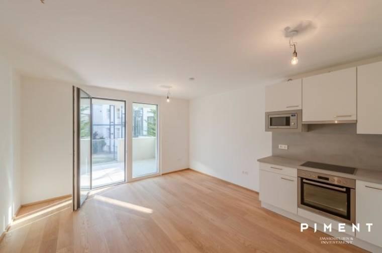 Exklusive 2-Zimmer-Wohnung mit Balkon als Erstbezug ...