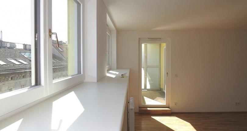 Provisionsfreie 2-Zimmer-Wohnung mit Loggia nahe Augarten