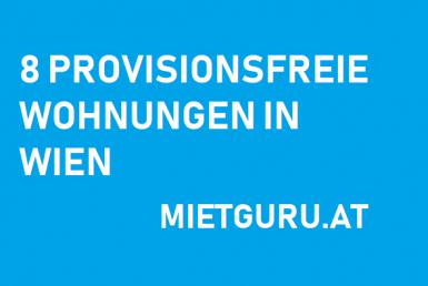 Provisionsfreie Wohnungen in Wien