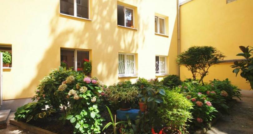 Kleinwohnung mit wundervollem Innenhof im 12. Bezirk