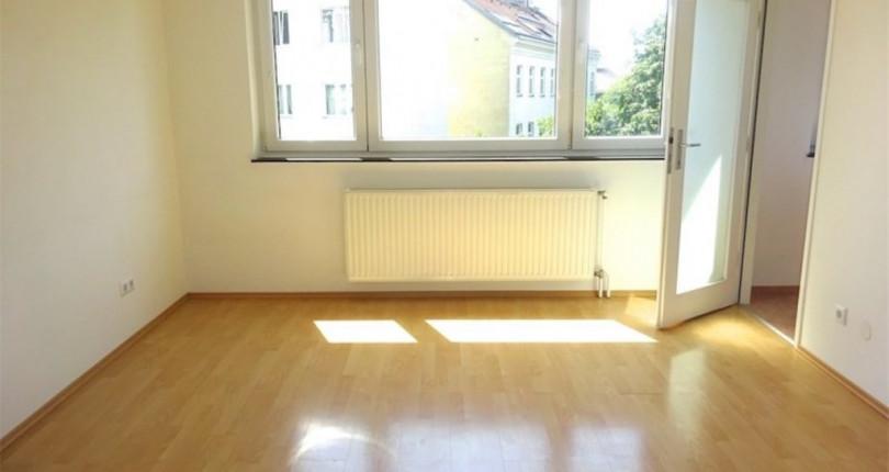 Unbefristete 2-Zimmer-Wohnung in 1060 Wien
