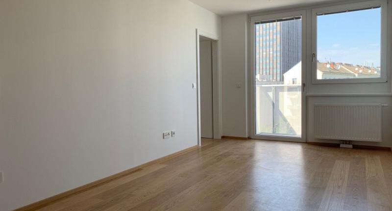 Exklusive 2-Zimmer-Wohnung mit Balkon 1200 Wien