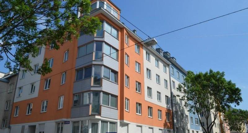 2-Zimmer-Dachgeschoßwohnung in Meidling