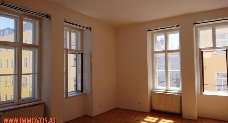 Unbefristete 3-Zimmer-Altbauwohnung 1180 Wien