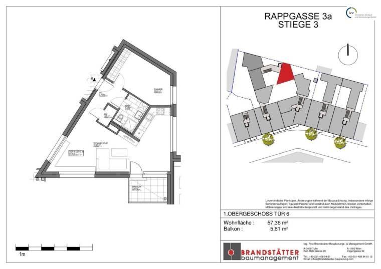 provisionsfreie 2 zimmer wohnung mit balkon 1210 wien. Black Bedroom Furniture Sets. Home Design Ideas