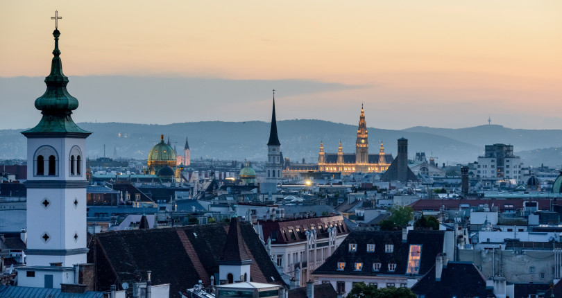 Wohnen in Wien – die beliebtesten Bezirke im 1. Halbjahr 2019