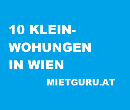 10 preiswerte Kleinwohnungen in Wien