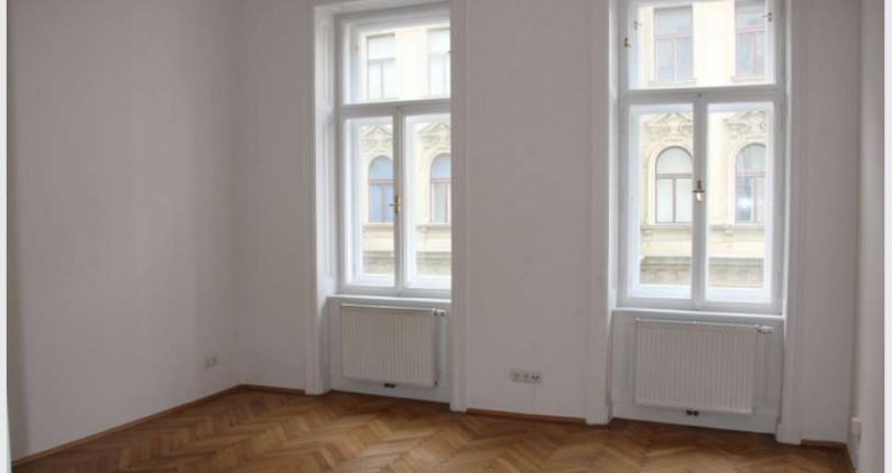 Unbefristete 2-Zimmer-Altbauwohnung 1090 Wien