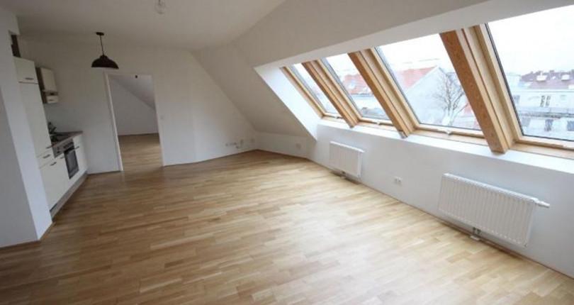 2-Zimmer-Dachgeschoßwohnung 1150 Wien