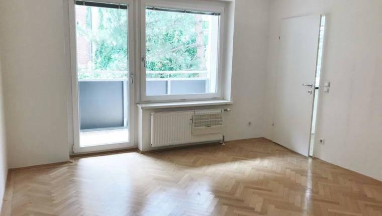Sonnige 3-Zimmer-Wohnung mit Balkon im Arsenal