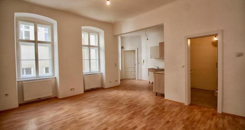 Unbefristete 3-Zimmer-Altbauwohnung in Ottakring
