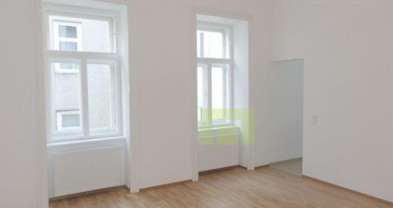 2-Zimmer-Altbauerstbezug 1090 Wien